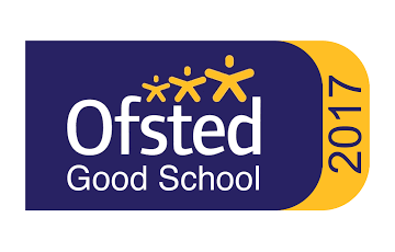 Ofsted Good School 2017 Logo